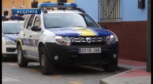 La Policía Local de Algorfa detiene a un hombre por un supuesto delito de Violencia de Género