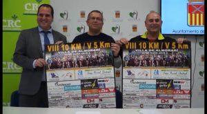 El sábado Almoradí acoge la VIII 10 km y 5 km Villa de Almoradí y 2º Gran Premio Caja Rural Central