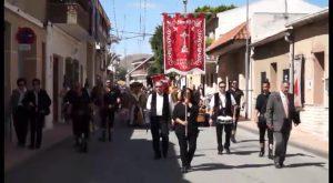Granja vuelve a celebrar la tradicional bendición de los aires