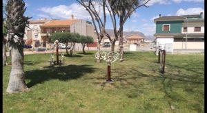 Nuevo parque biosaludable en Benejúzar