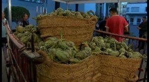Fiesta en Dolores por el fin de la campaña de la alcachofa de la Vega Baja