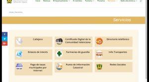 Callosa de Segura ya tiene nueva web y App municipal