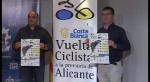 La XXXIII Vuelta Ciclista a la Provincia de Alicante recorrerá la Vega Baja este fin de semana