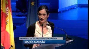 La Secretaria de Estado de Medio Ambiente clausura el XIV Congreso Nacional de Regantes