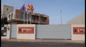 Un incendio y un accidente obligan a movilizarse a los bomberos de la Vega Baja