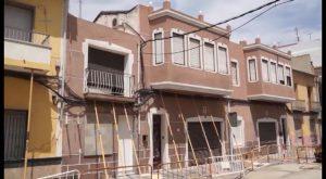 Diputación elevará a pleno una subvención de más de 400 mil euros para la reforma de la calle Salitre