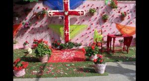 Pilar de la Horadada celebra un año más las Cruces de Mayo