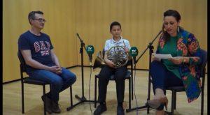 El joven músico de Almoradí único español ganador del Concurso de Interpretación Musical de Alemania