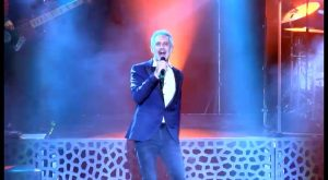 Sergio Dalma actuó en el Auditorio con su gira Vía Dalma III