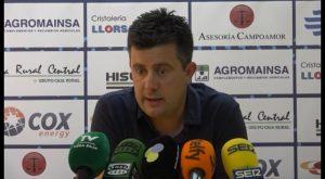 Toda la plantilla del Orihuela CF en plena forma ante la eliminatoria contra AD Ceuta