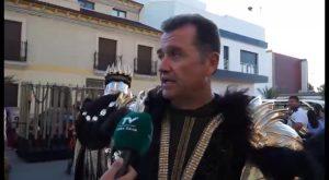 El Desfile de Moros y Cristianos de Benejúzar se retrasa un día en su salida por la lluvia