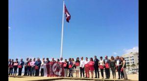 Pilar de la Horadada recibe once banderas Qualitur en todas sus playas