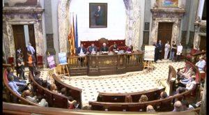 Las CCVV debaten la ley de titulizaciones de los colectivos antidesahucios