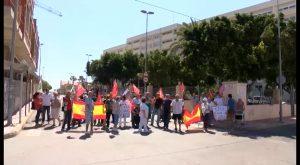 Nuevas protestas por la falta de médicos en la Residencia de Ancianos de Torrevieja