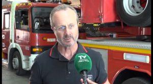 El Consorcio de Bomberos refuerza plantillas y helisupercies para los incendios rurales y forestales