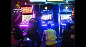 Detenidos por una presunta estafa en máquinas recreativas de Redován y San Isidro