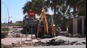 Almoradí une el Parque Ángel Baillo dando respuesta a la demanda vecinal