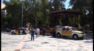 Orihuela pone en marcha el dispositivo preventivo de extinción de incendios y Emergencias