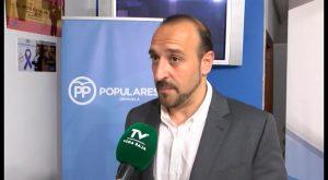 El candidato a presidir el PP nacional, Elio Cabanes, presenta su proyecto en Orihuela
