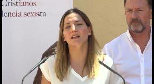 Campaña contra la violencia sexista durante las fiestas de Orihuela