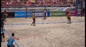 La playa de Cala Bosque celebra con éxito el Trofeo Costa Blanca Arena 1000