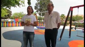 Inauguración de un Parque Infantil en Torre de la Horadada
