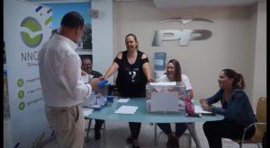 El PP de Orihuela no queda exento de polémica en las votaciones a su candidato a presidente nacional