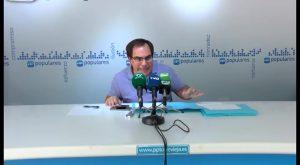 El diputado J. Albaladejo asegura que GV quiere trasladar el servicio de mamografía del Hospital
