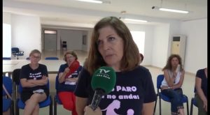 Las aparadoras de la Vega Baja se unen para luchar contra la precariedad laboral