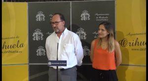 El Ayuntamiento de Orihuela contará con un presupuesto de más de 80 millones de euros para 2018