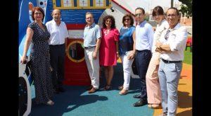 """Inauguración del nuevo parque infantil """"Fragata 30 de Julio"""" en Pilar de la Horadada"""