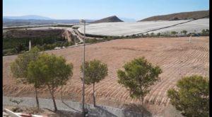 Un millón de euros para la segunda fase de sellado del vertedero de La Murada