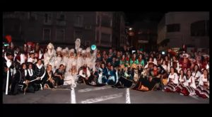 Los Moros y Cristianos de Callosa... en Navarra