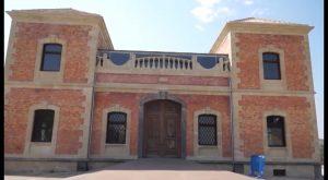 Algorfa restaura el entorno de la ermita y de la casa palacio con fondos europeos