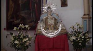 El Convento de San Juan expone mañana a la única Virgen yacente de Orihuela