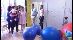 El Centro de Atención Temprana arranca el curso para atender a 150 menores de forma individualizada