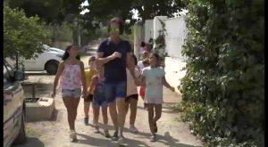 Extravagarte: el lugar donde los niños son felices en la naturaleza mientras los padres trabajan
