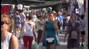 172 puestos formarán el mercado de los martes que podría cambiar de ubicación en dos semanas