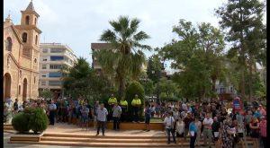 Continúan las protestas y movilizaciones por parte de los funcionarios de Torrevieja