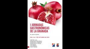 Cuenta atrás para las I Jornadas Gastronómicas de la Granada en Albatera