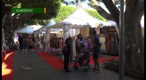 Arranca la XVII Feria del Comercio, Servicios y Outlet de Almoradí