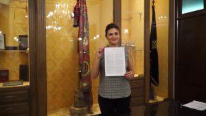 La Generalitat aprueba la oficialización de la bandera de Orihuela