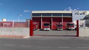 Dos incendios y un accidente de tráfico movilizan a los bomberos en las últimas horas