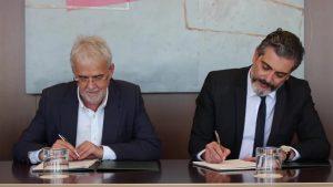 El Consell y Callosa firman un convenio para la regeneración urbana y rehabilitación de 95 viviendas