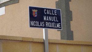 Benferri otorga el nombre de una de sus calles al fundador de «Benfis Park»