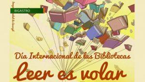 Bigastro se une a la conmemoración del Día Internacional de las Bibliotecas