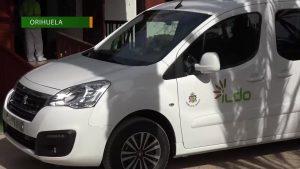 El Ayuntamiento recibe un nuevo vehículo para ILDO con el objetivo de facilitar su trabajo