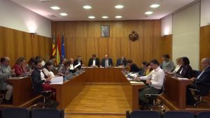 El Equipo de Gobierno aprueba en un pleno la Cuenta General de 2017 con un superávit de 10 millones