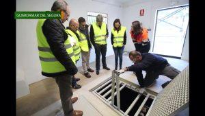 Guardamar pone fin a los olores de la estación de bombeo de aguas residuales de El Realet