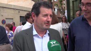 """Císcar: """"El PSOE está acabando con el Trasvase Tajo-Segura"""""""